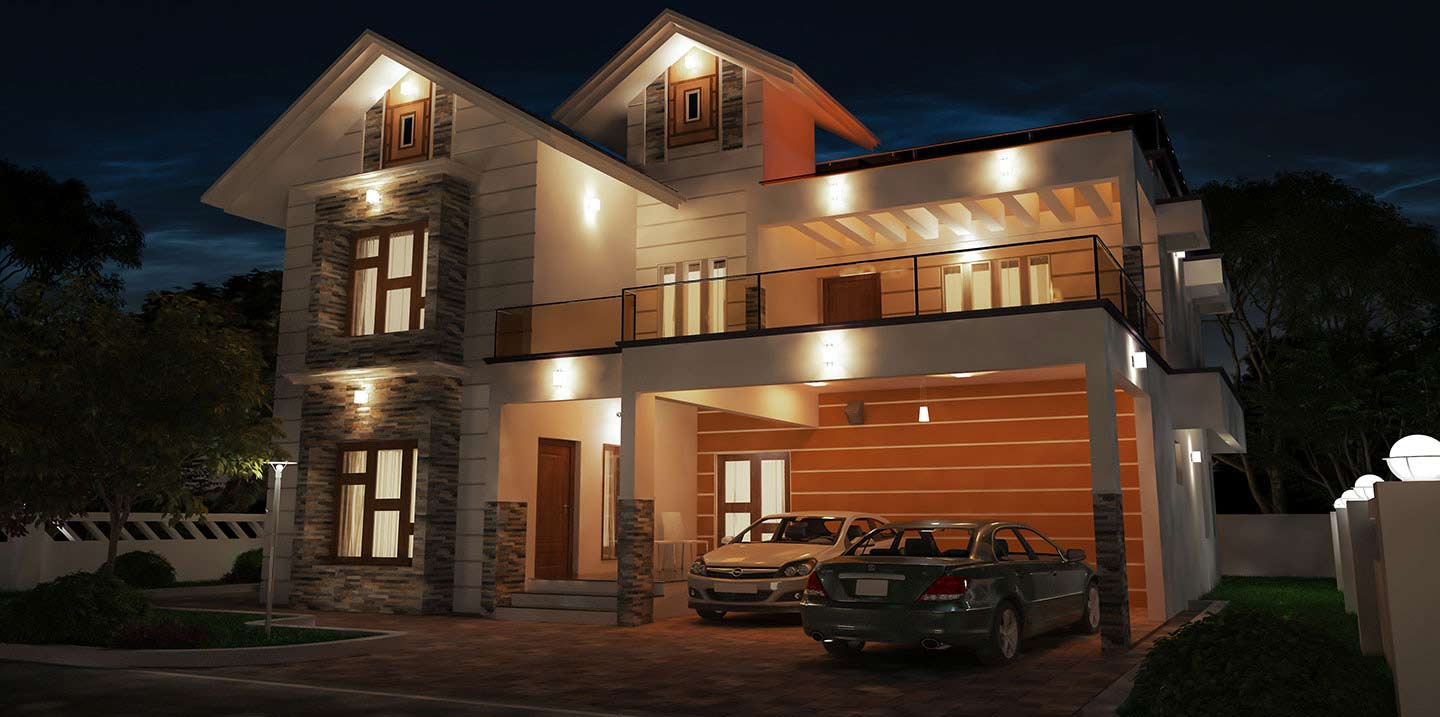 Green home projects kottayam